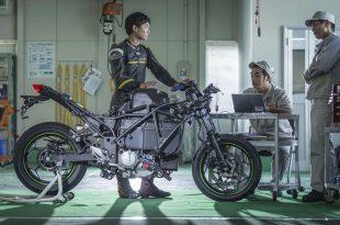 จักรยานยนต์ไฟฟ้า คาวาซากิ