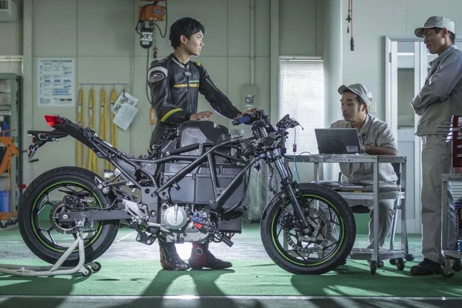 Kawasaki คาดซุ่มพัฒนา Ninja 650 ในรูปแบบจักรยานยนต์ไฟฟ้า