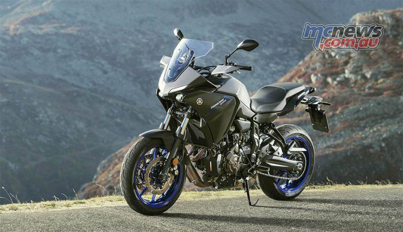 เผยโฉม Yamaha Tracer 700 2020 อัพเดตใหม่