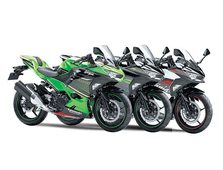 โปรโมชั่นส่งท้ายปี Kawasaki Ninja 400