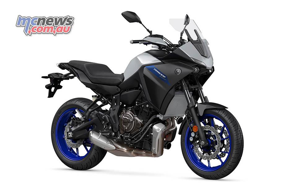 เผยโฉม Yamaha Tracer 700 2020 มาพร้อมการปรับปรุงใหม่