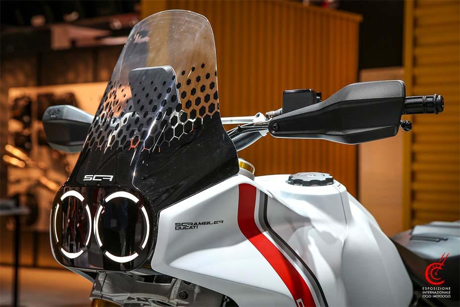 Ducati เผยโฉม Scrambler concepts รุ่นใหม่ ที่งาน EICMA 2019 พร้อมชื่อเรียกเท่ห์ๆว่า  DESERT X และ MOTARD