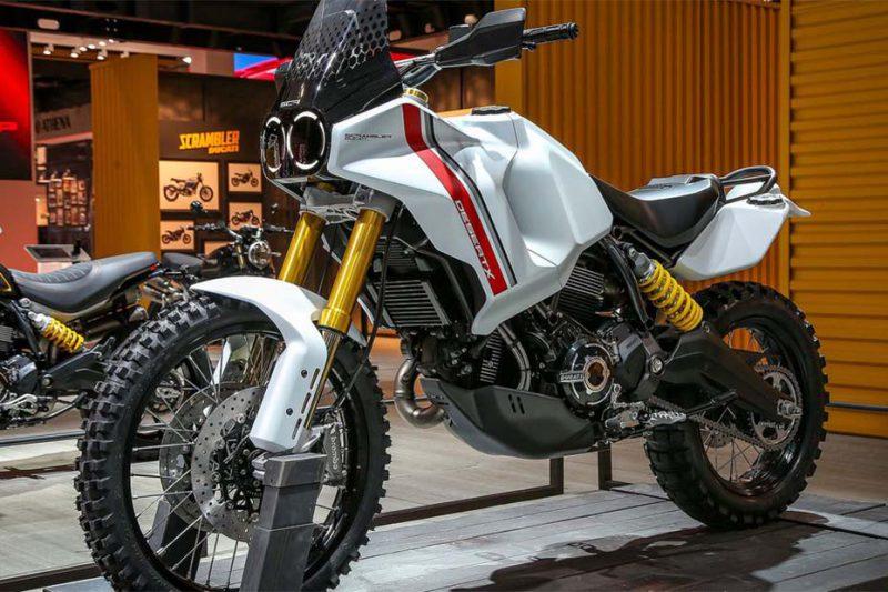 Ducati Desert X concepts