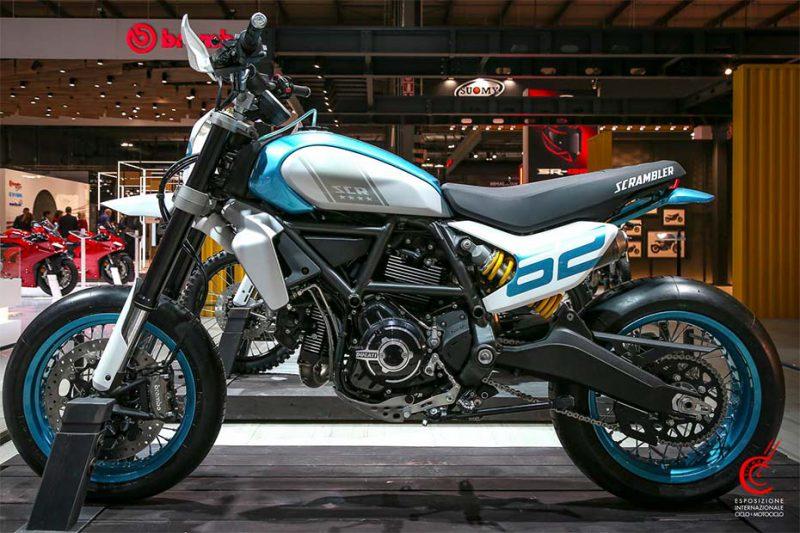 Ducati MOTARD concepts