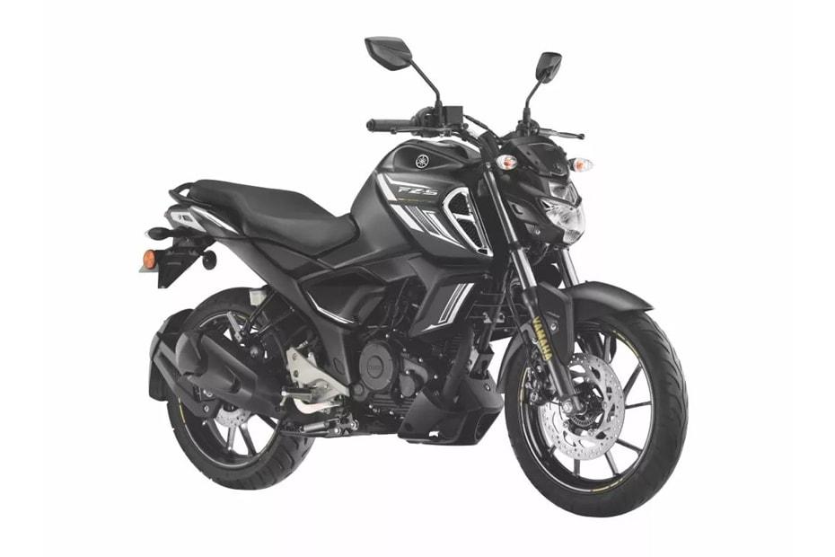 FZ-S 150 สีดำ