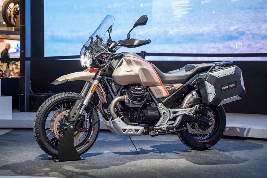 Moto Guzzi V85TT Travel Edition อัพเกรดใหม่ สวยโดนใจ ดีกรี Top 5 รถสวยที่สุดในงาน EICMA 2019