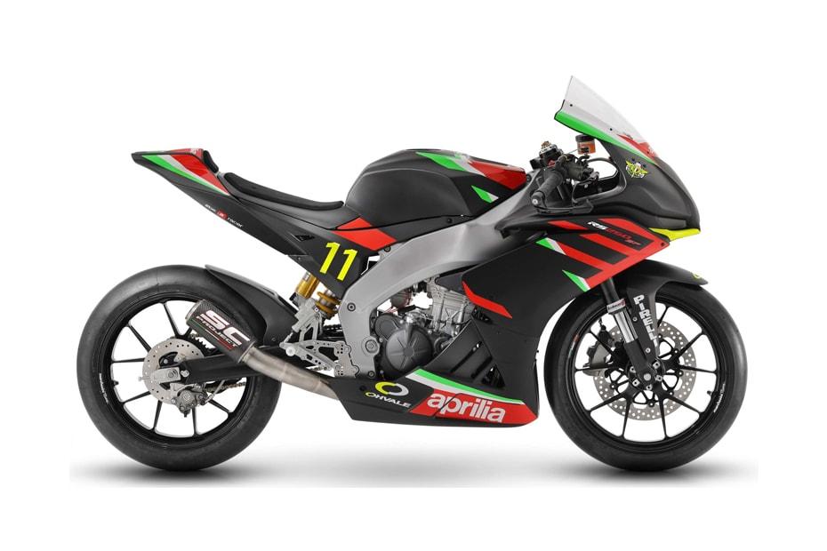 เปิดตัวอย่างเป็นทางการ Aprilia RS250SP 2020 ที่อิตาลีในราคา 10,000 ยูโร