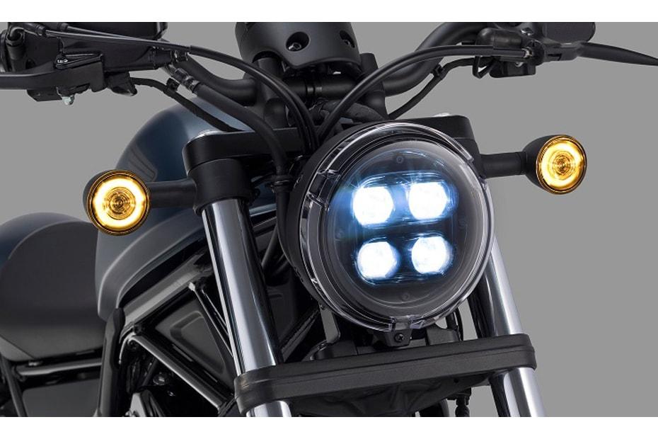 เผยโฉม Honda Rebel 300 และ Rebel 500 2020 เปิดตัวใน EICMA