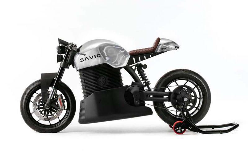 Savic Motorcycles เปิดตัวโมเดลไฟฟ้าสามรุ่น Alpha Delta และ Omega