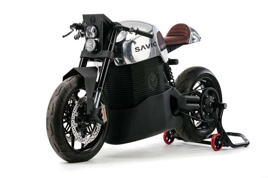 Savic Motorcycles เปิดตัวโมเดลไฟฟ้า C-series สามรุ่น Alpha Delta และ Omega ใหม่ล่าสุด