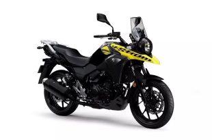 Suzuki India กล่าวว่ามีเครื่องยนต์ 250cc