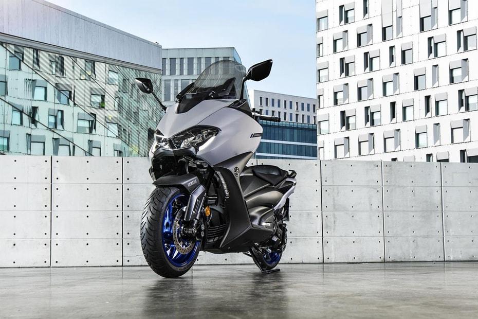 เผยโฉม Yamaha TMAX 2020 เปิดตัวมาด้วยความแรง 562 ซีซี