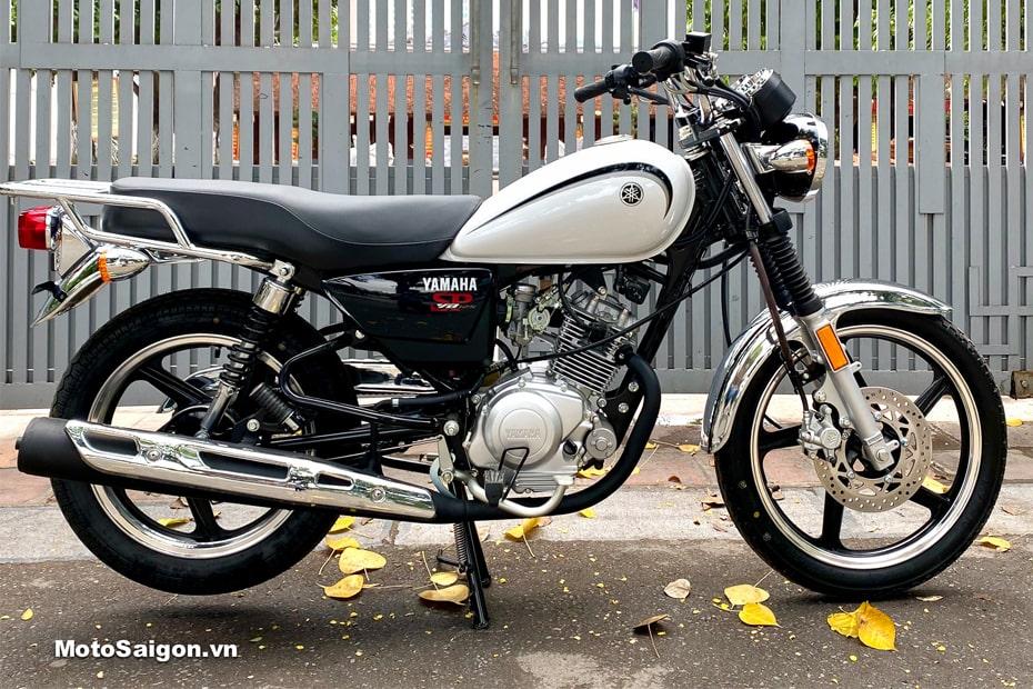 เปิดตัว Yamaha YB125 SP 2020 อย่างเป็นทางการที่ประเทศเวียดนาม