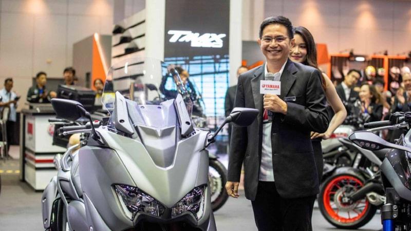 เปิดตัว Yamaha Tenere 700 และ TMAX 560 ที่ไทย