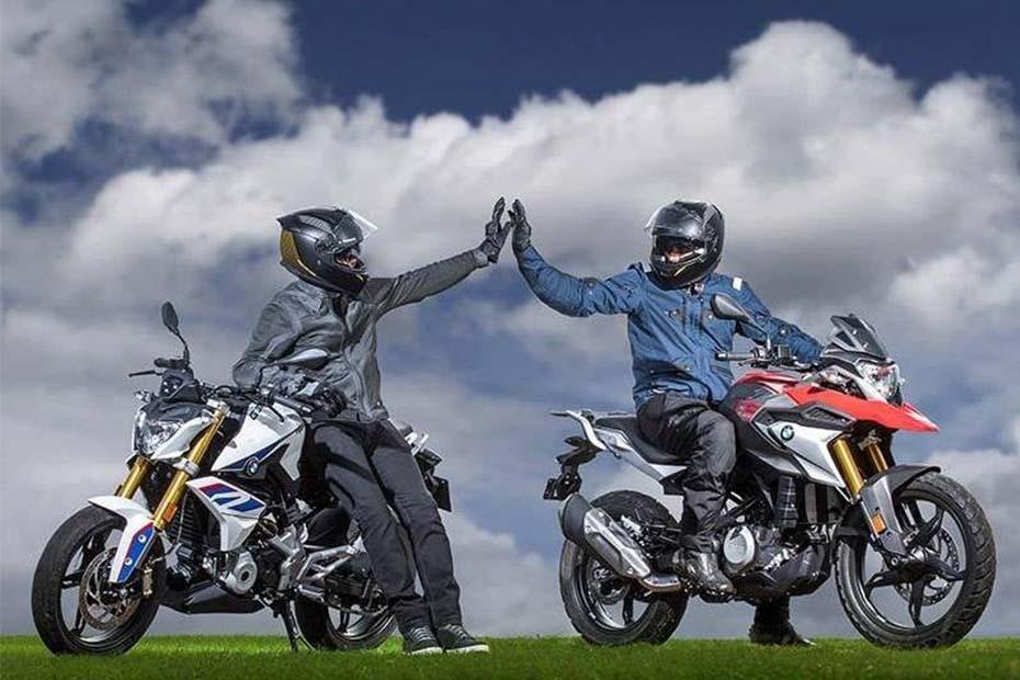 โปรโมชั่นพิเศษ BMW G 310 R และ G 310 GS ส่งท้ายปีเก่าต้อนรับปีใหม่
