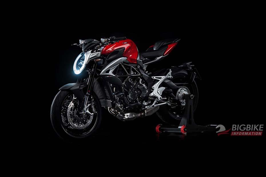 โปรโมชั่น MV Agusta Brutale 800 สองคันสุดท้ายในไทย by Motorcycle Kingdom