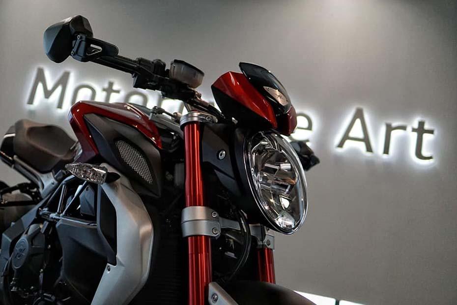 โปรโมชั่น MV Agusta Dragster RR สองคันสุดท้ายในประเทศไทย by Motorcycle Kingdom