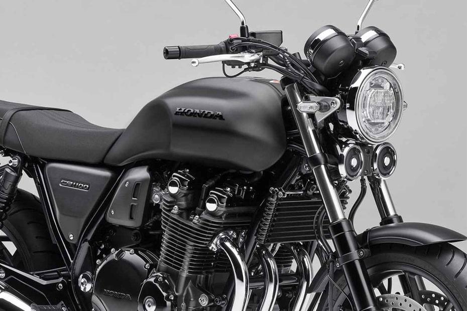 ใหม่ Honda CB1100RS Black Edition รุ่นพิเศษเพียง 200 คันทั่วโลก