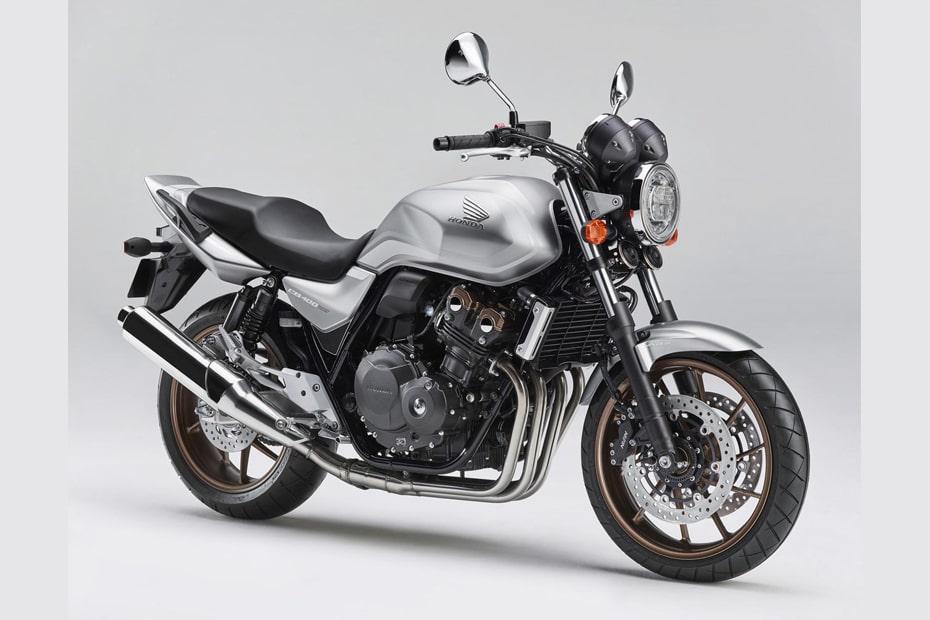 อัพเดทสีใหม่ Honda CB400 SUPER FOUR Mat Beta Silver Metric เปิดตัวที่ญี่ปุ่น