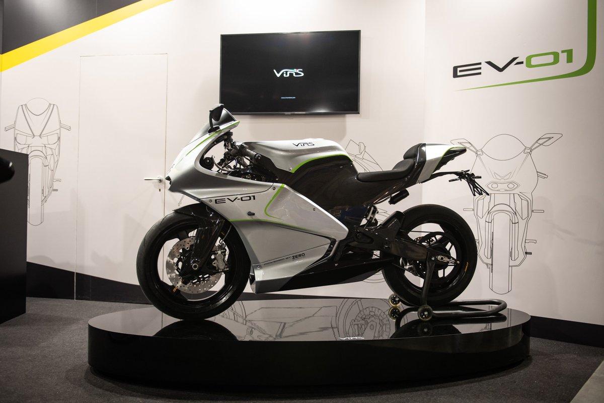 EV-01 จักรยานยนต์ไฟฟ้า