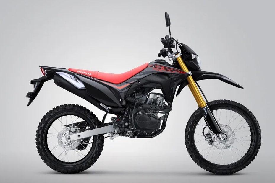 เวอร์ชั่นใหม่ Honda CRF150L Extreme Black 2020 พร้อมเบาะแดงสุดเท่