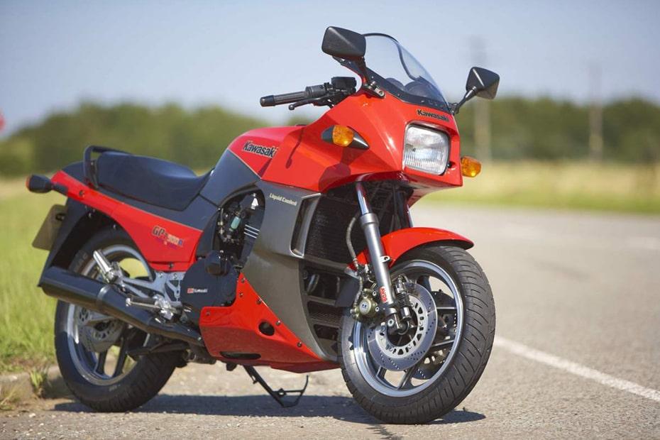 เวอร์ชั่นใหม่ Kawasaki Ninja GPZ900R อาจกลับมาเร็วๆนี้