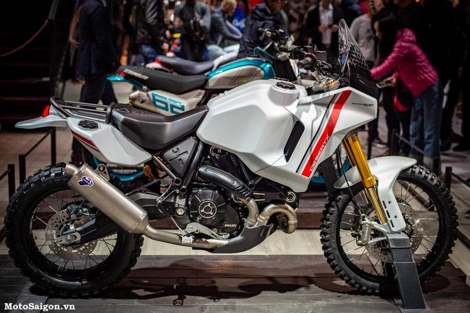 เผยโฉมจริง Ducati Scrambler Desert X เปิดตัวที่อิตาลีในงาน EICMA เตรียมขายในปี 2020