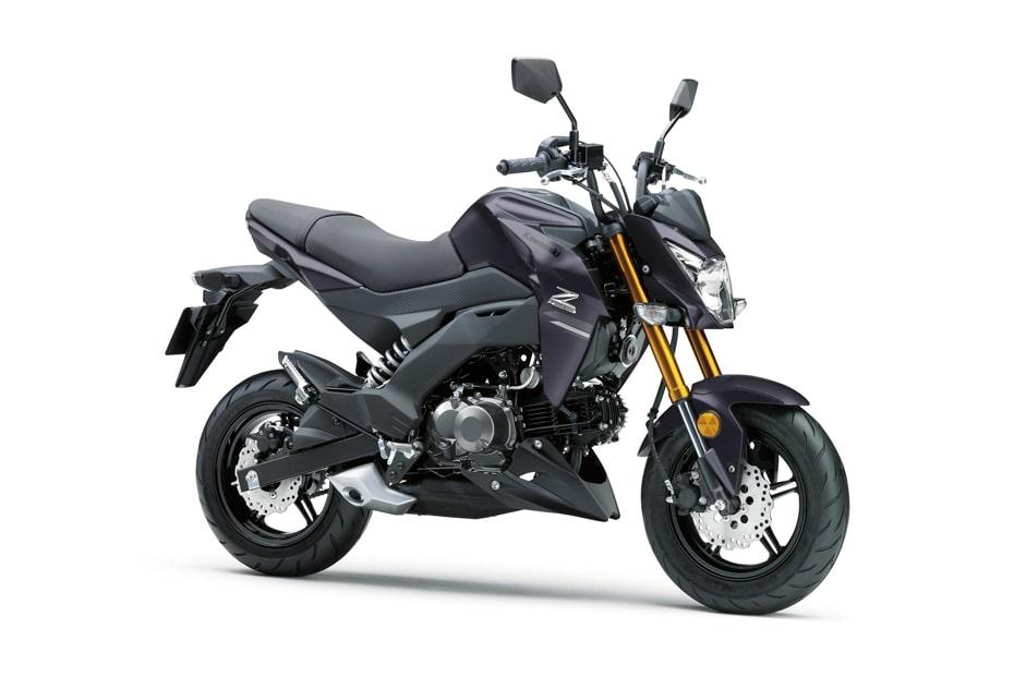 อัพเดทสีใหม่ Kawasaki Z125 Pro 2020 เตรียมเปิดตัวในปี 2020