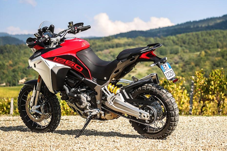 เตรียมเปิดตัว Ducati Multistrada V4 2021 เฉลิมฉลองครบรอบ 16 ปี
