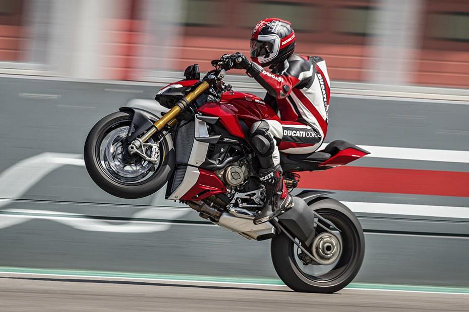 ใหม่  Ducati Streetfighter V2 ประสิทธิภาพมากกว่า Streetfighter V4 คาดกำลังมาเร็วๆนี้