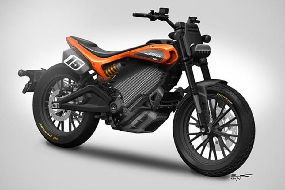 จักรยานยนต์พลังงานไฟฟ้า Harley-Davidson