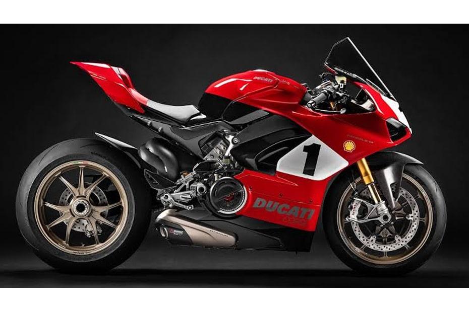 ใหม่ Ducati Panigale V4 รุ่นพิเศษ ครบรอบ 25 ปีรุ่น996 SBK ผลิตเพียง 500 คัน