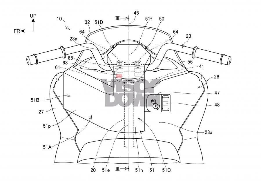 Honda จดสิทธิบัตร ระบบถุงลมนิรภัยของฮอนด้า