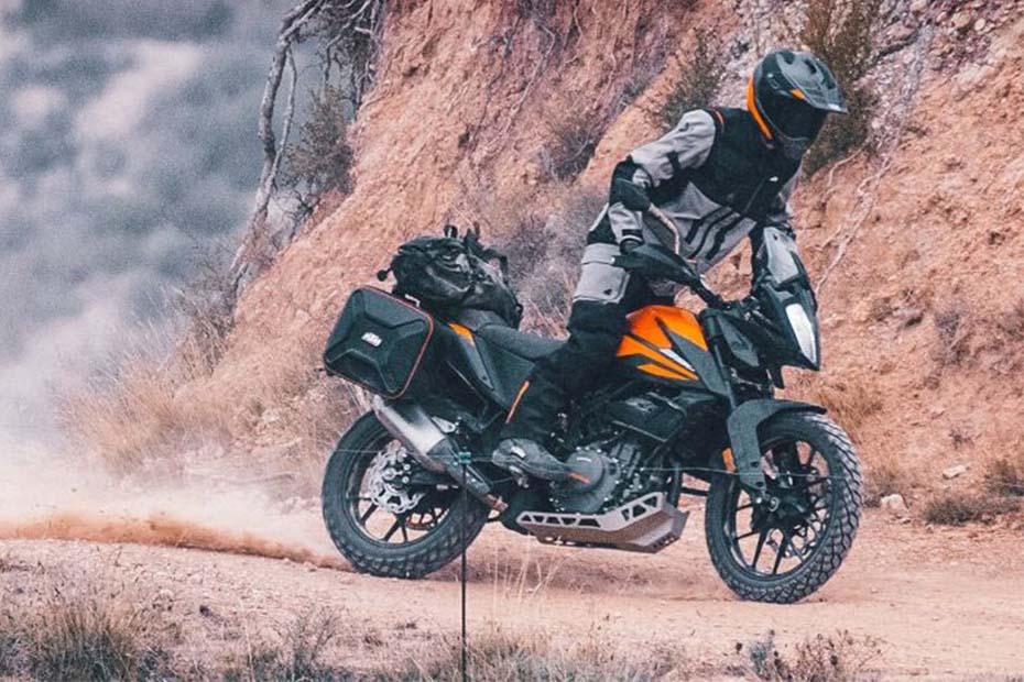 เปิดจอง KTM 390 Adventure 2020 อย่างเป็นทางการแล้ว ที่ประเทศอินเดีย