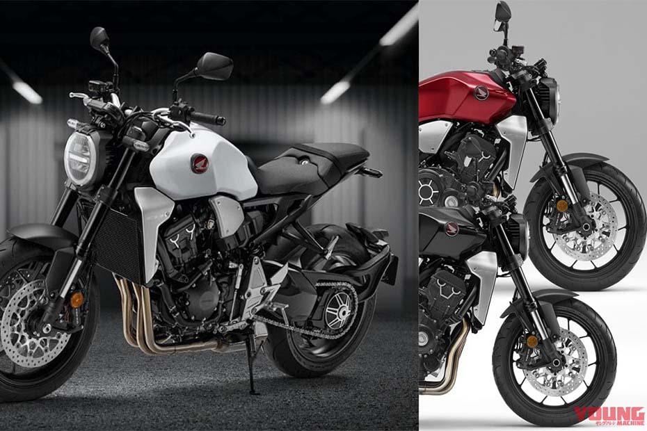 เผยสีใหม่ Honda CB1000R ปี 2020 พร้อมเปลี่ยนสีสวิงอาร์มและขอบไฟหน้าสีดำ