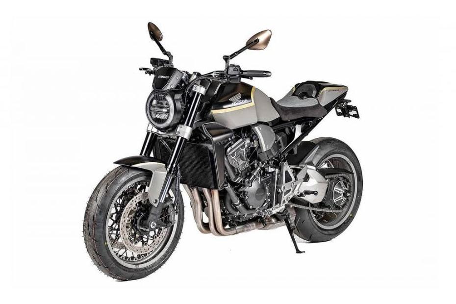 ใหม่ Honda CB1000R Stardust Swiss 2020 รุ่นลิมิเต็ด เปิดตัวในสวิตเซอร์แลนด์