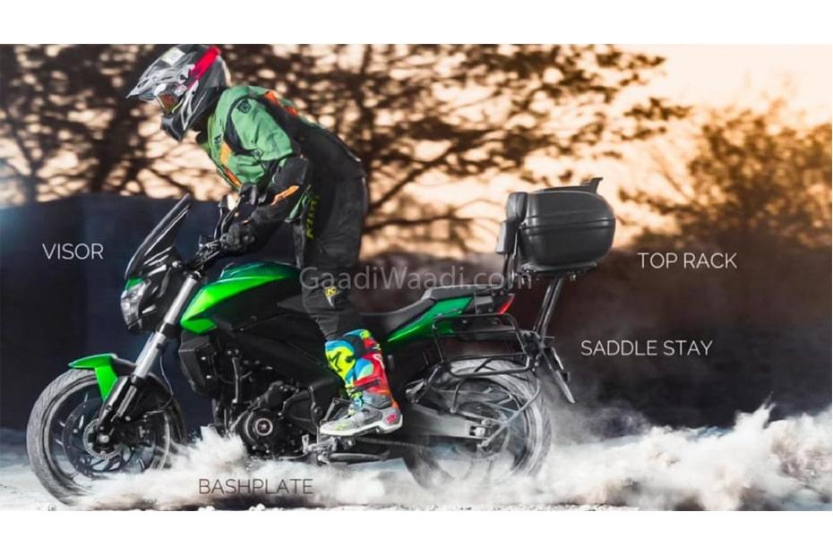 เตรียมเปิดตัว Bajaj Dominar 250 2020 จักรยานยนต์ทัวร์ริ่งขนาดเล็กในอินเดีย
