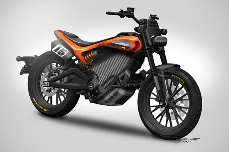 เผย Harley-Davidson จักรยานยนต์ไฟฟ้า