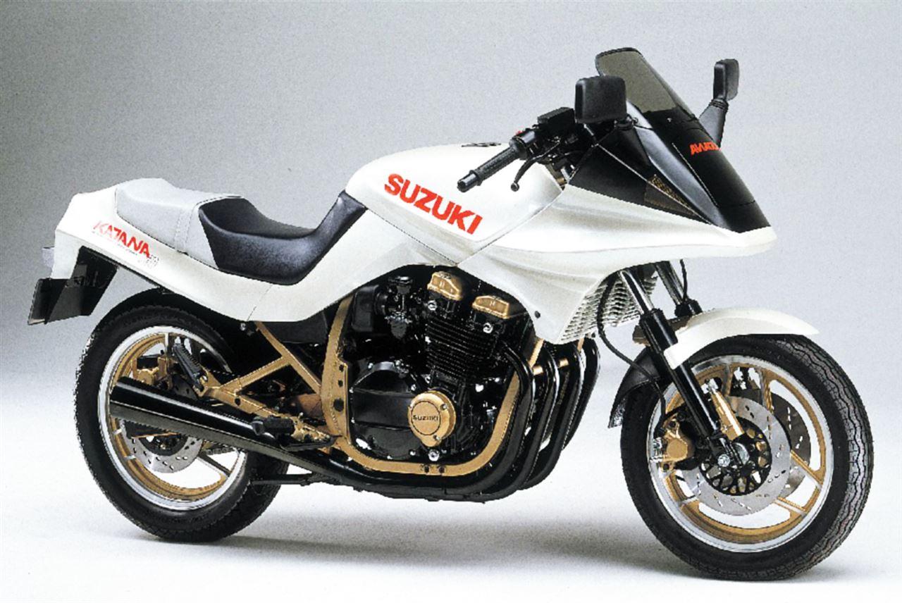 Katana 750 1984