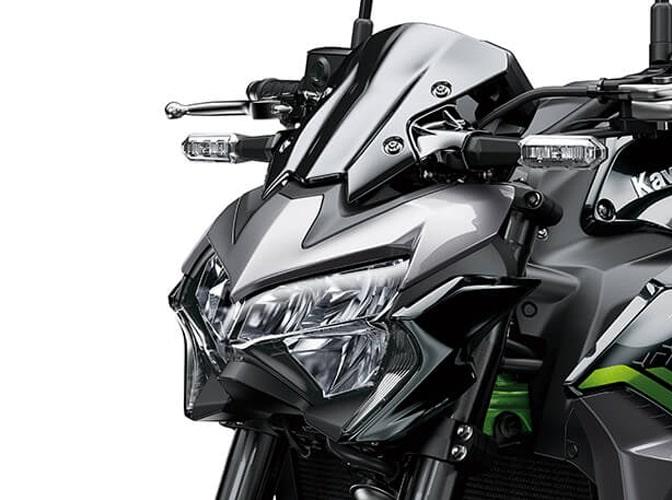 Kawasaki Z900 2020 ไฟหน้า