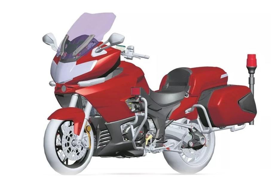 เวอร์ชั่นใหม่ Benelli Qianjiang QJ1200-3 tourer อาจมาจากประเทศจีน