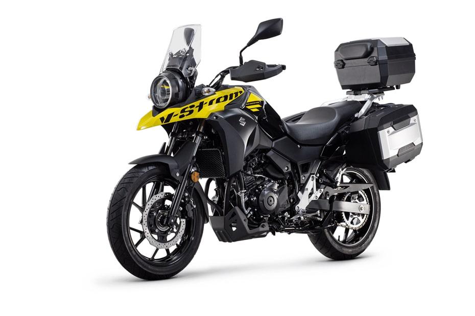 รายงานว่า Suzuki Vstorm 250 วางจำหน่ายในปีนี้ 2020