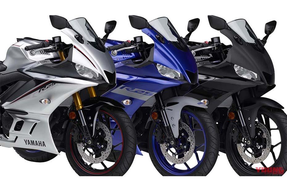 Yamaha เตรียมเปลี่ยนสี YZF-R3 และ R25 ปี 2020 พร้อมปรับราคาใหม่ ในเดือนกุมภาพันธ์นี้ ที่ประเทศญี่ปุ่น