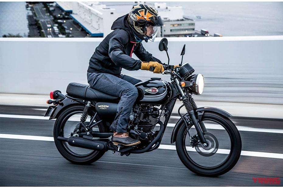 เผยรายละเอียด Kawasaki W175 SE กับมอเตอร์ไซค์สไตล์คลาสสิกย้อนยุค