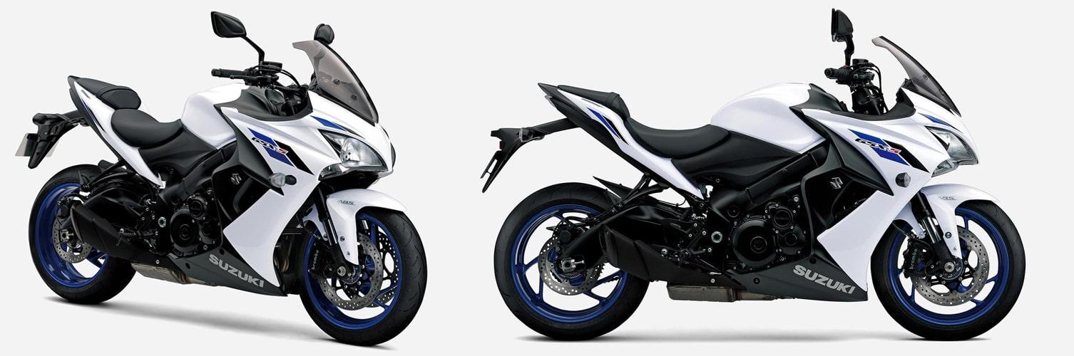 ซูซูกิ GSX-S1000F ABS 2020 สีขาว