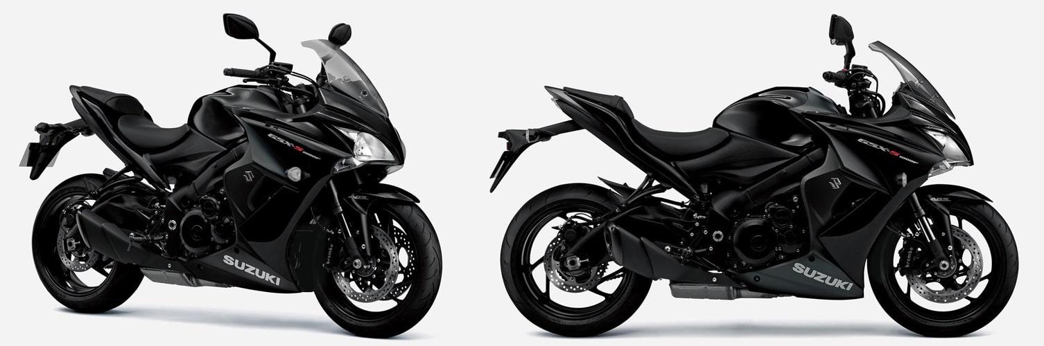 ซูซูกิ GSX-S1000F ABS 2020 สีดำ