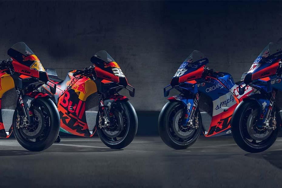 ตัวแข่ง KTM RC16 MotoGP ในฤดูกาล 2020 เปิดตัวอย่างเป็นทางการแล้ว
