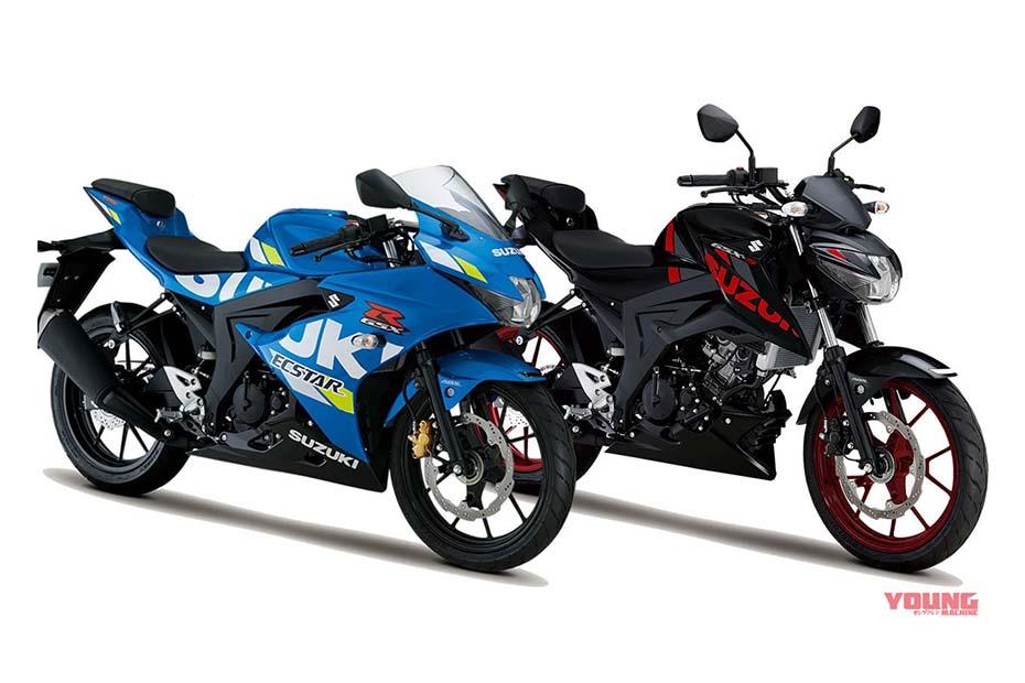 สีใหม่ 2020 Suzuki GSX -R125 และ GSX-S125 พร้อมได้รับการเปลี่ยนแปลงเล็กน้อย คาดจำหน่ายวันที่ 27 กุมภาพันธ์นี้