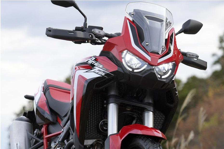 ใหม่ Honda CRF1100L Africa Twin 2020 เปิดตัวอย่างเป็นทางการในญี่ปุ่น