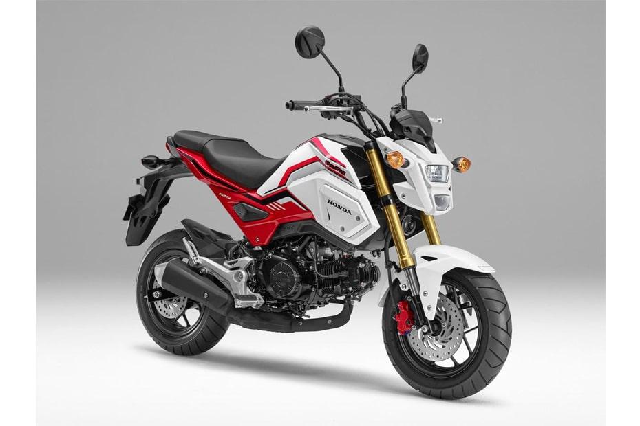 สองสีใหม่ Honda Grom 2020 วางจำหน่ายในญี่ปุ่นราคา 363,000 เยน
